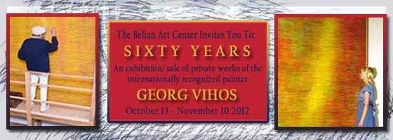 Georg Vihos: Art Exhibition and Sale